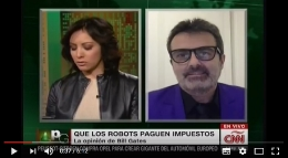 CNN Log out: Impuestos a los Robots?